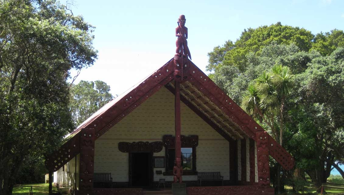 Explore the history of Aotearoa at Waitangi Treaty Grounds